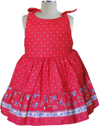 Robe provencale Caline 4 ans