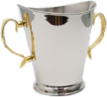 golden Champagne bucket